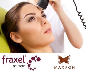 Махаон: Процедуры на аппарате Fraxel